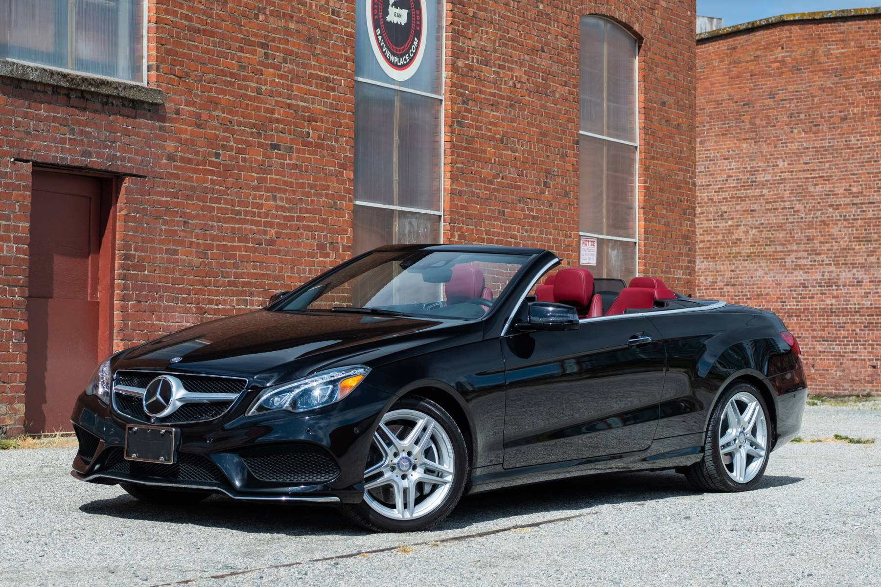 2014 Mercedes-Benz E550 Cabriolet - Silver Arrow Cars Ltd.