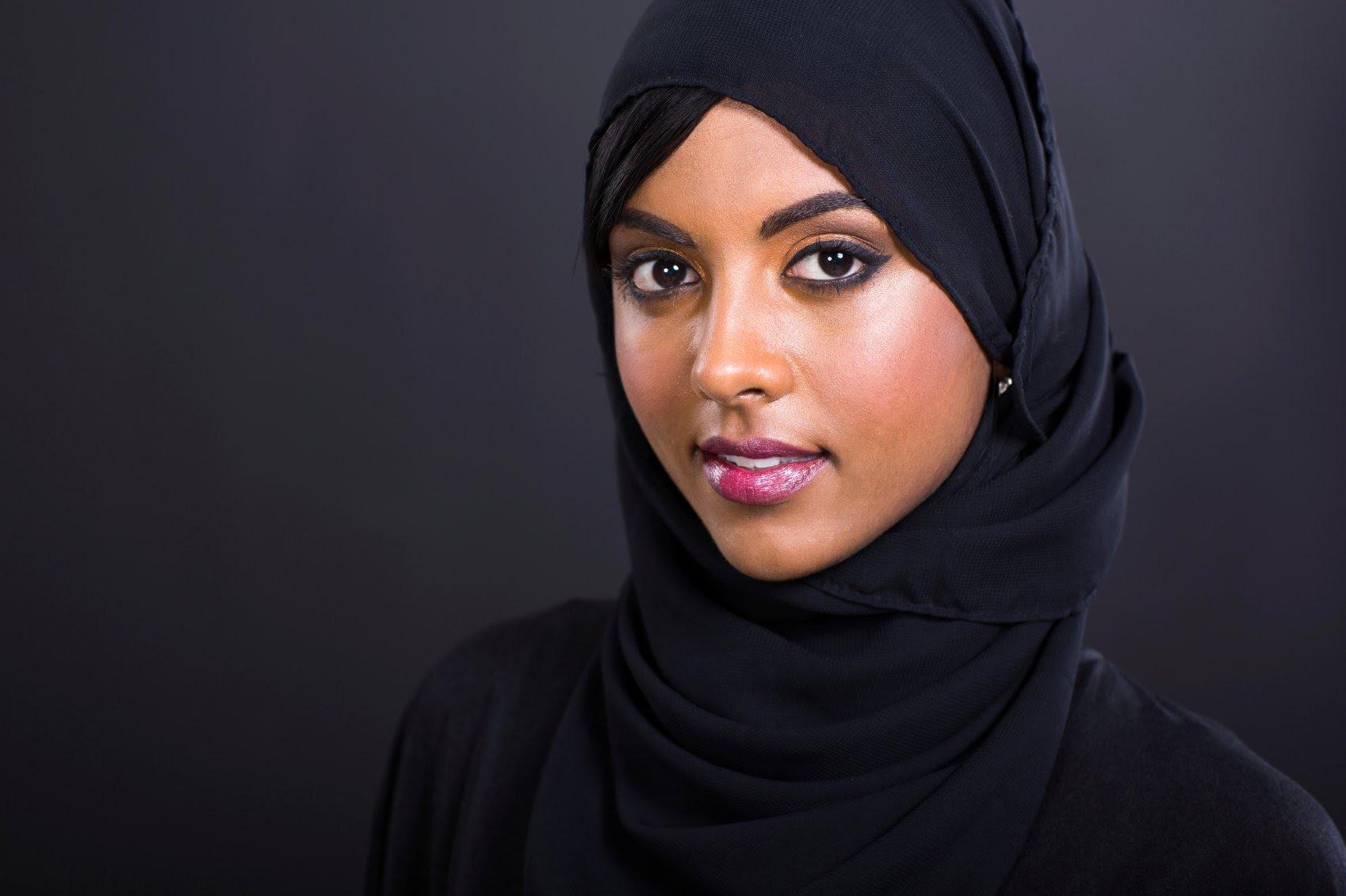 Muslim Women In Hijab