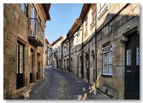 Rua da Igreja em Vila do Conde by VRfoto
