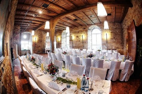 Hochzeit im Schloss Filseck Festsaal Hochzeitslocation