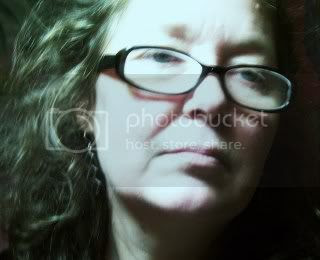 debbie clarke self portrait