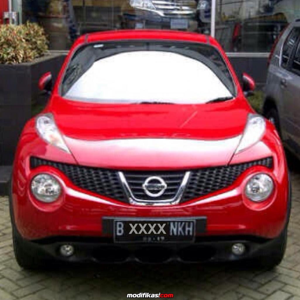 Bekas TURUN HARGA Nissan Juke Merah Milik Saya Sendiri Mulus