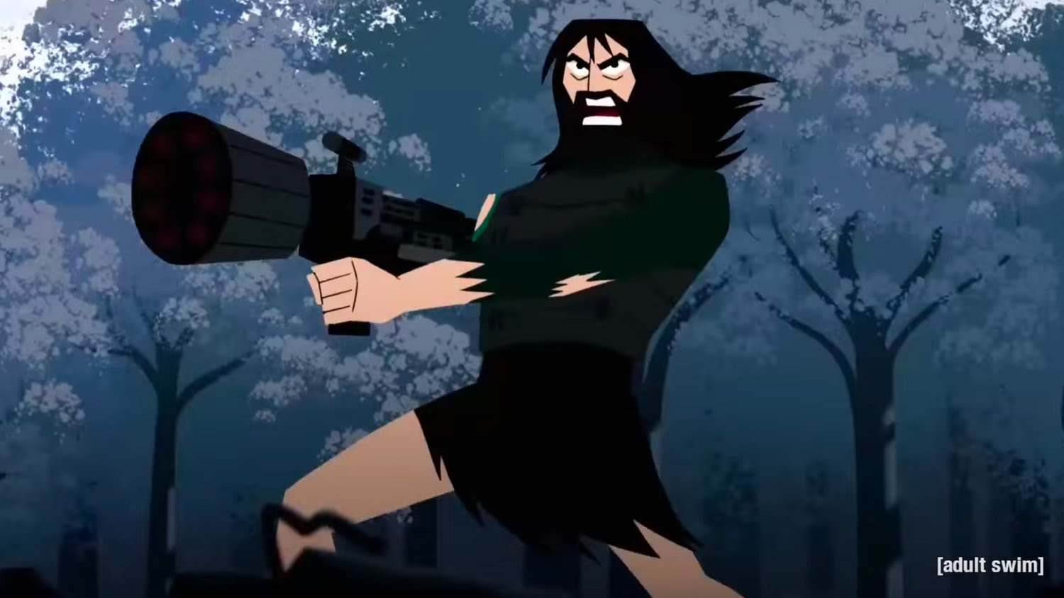 Samurai Jack Featurette Shows New Footage And The Creator