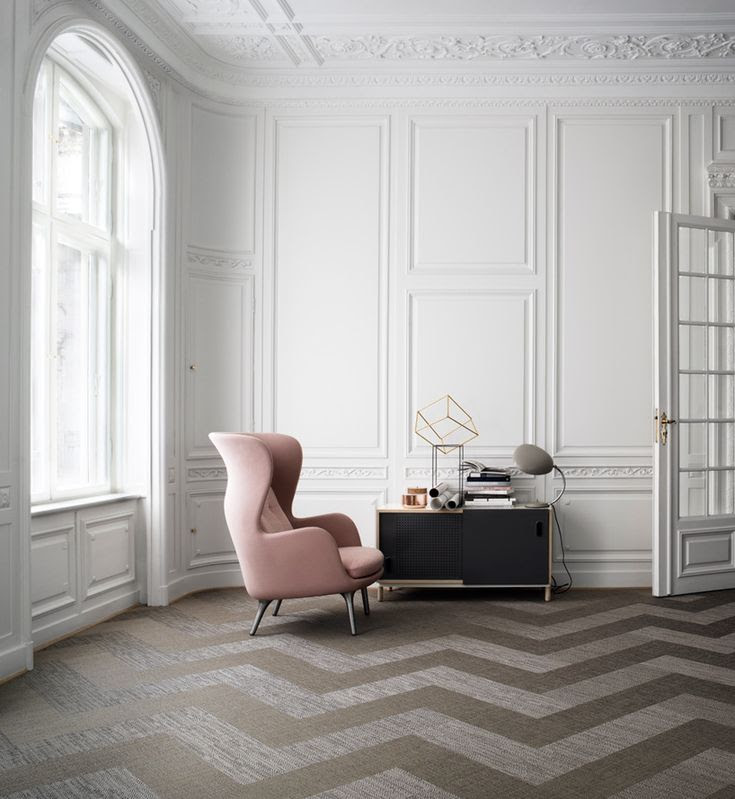 silence carpet collection by bolon