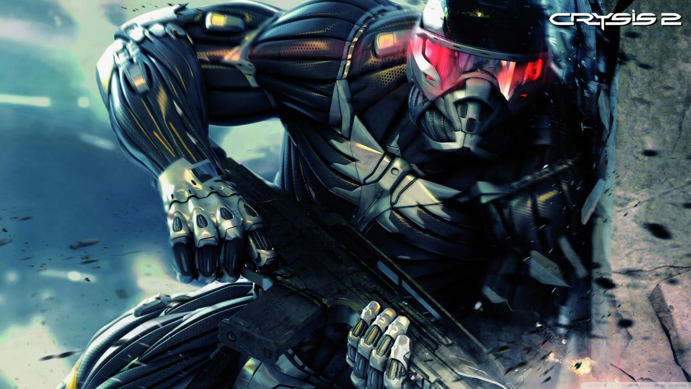 Crysis 2 Video Game Ultra Hd Desktop Background Wallpaper For 4k
