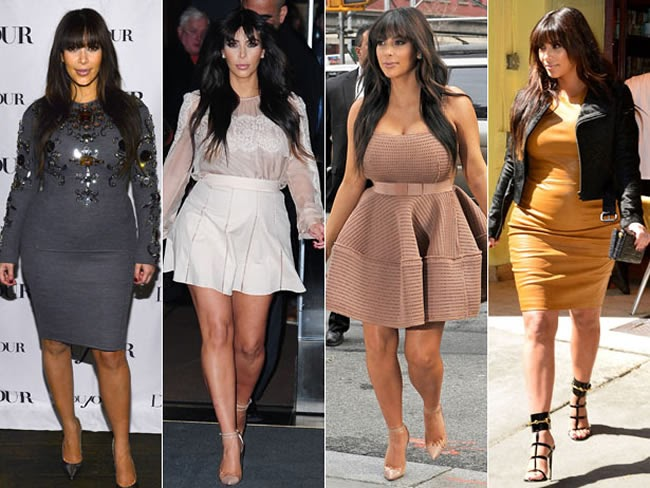 Hot Facebook Kim Kardashian S Style The Good The Bad And The Ugly