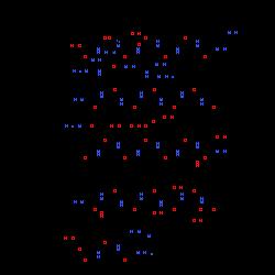 ChemSpider 2D Image | liraglutide | C172H265N43O51