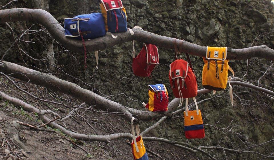 YKRA Backpacks
