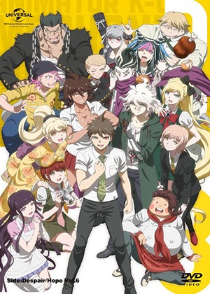 Danganronpa 3: The End of Kibougamine Gakuen - Kibou-hen [01/01] [HD] [Sub Español] [MEGA]
