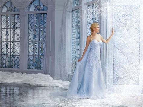 Disney inspired wedding dresses: would you channel your
