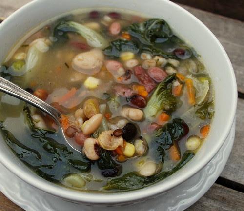 17 Bean Soup bowl
