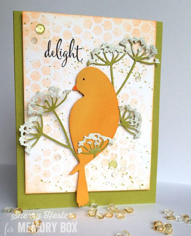 Delight with Bird-1