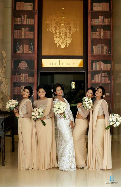 Pin on Beach   Wedding dresses, Saree wedding, Bridesmaid