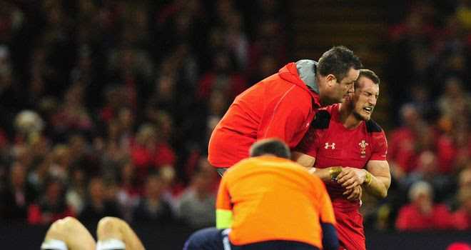 Six Nations: Wales skipper Sam Warburton out for the season