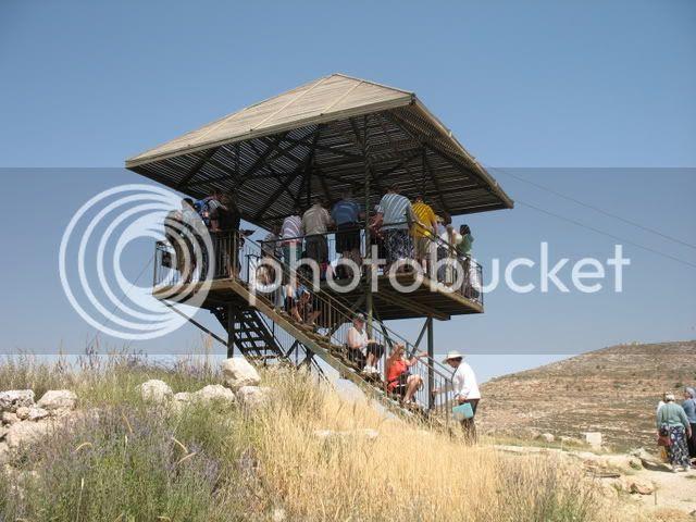 At Tel Shiloh 4