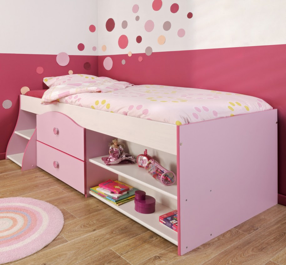 Kids Furniture: Toddler Beds with Storage  HomesFeed