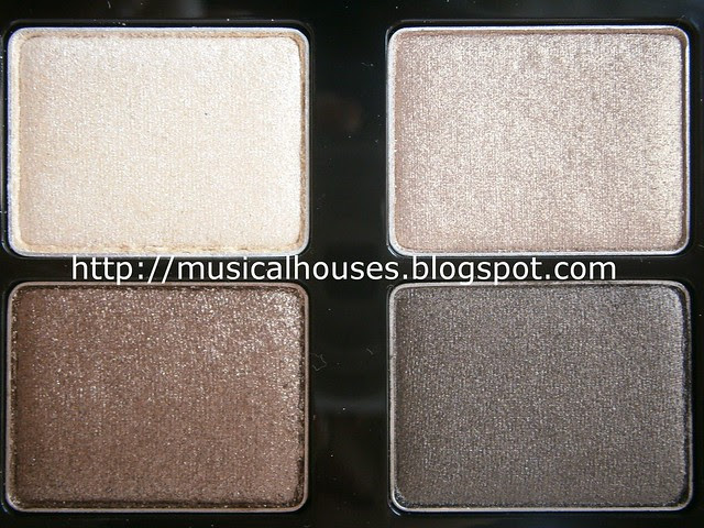 body shop smokhy moonstone palette close up