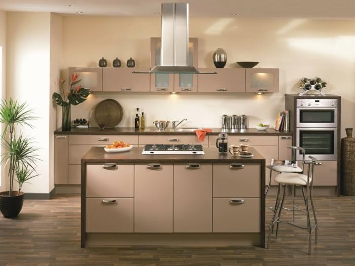 Moderne Küche Farben | Moderne Farben In Der Modernen ...
