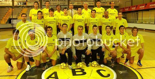 ABC de Braga consquista pelo segundo ano consecutivo a Liga de Andebol