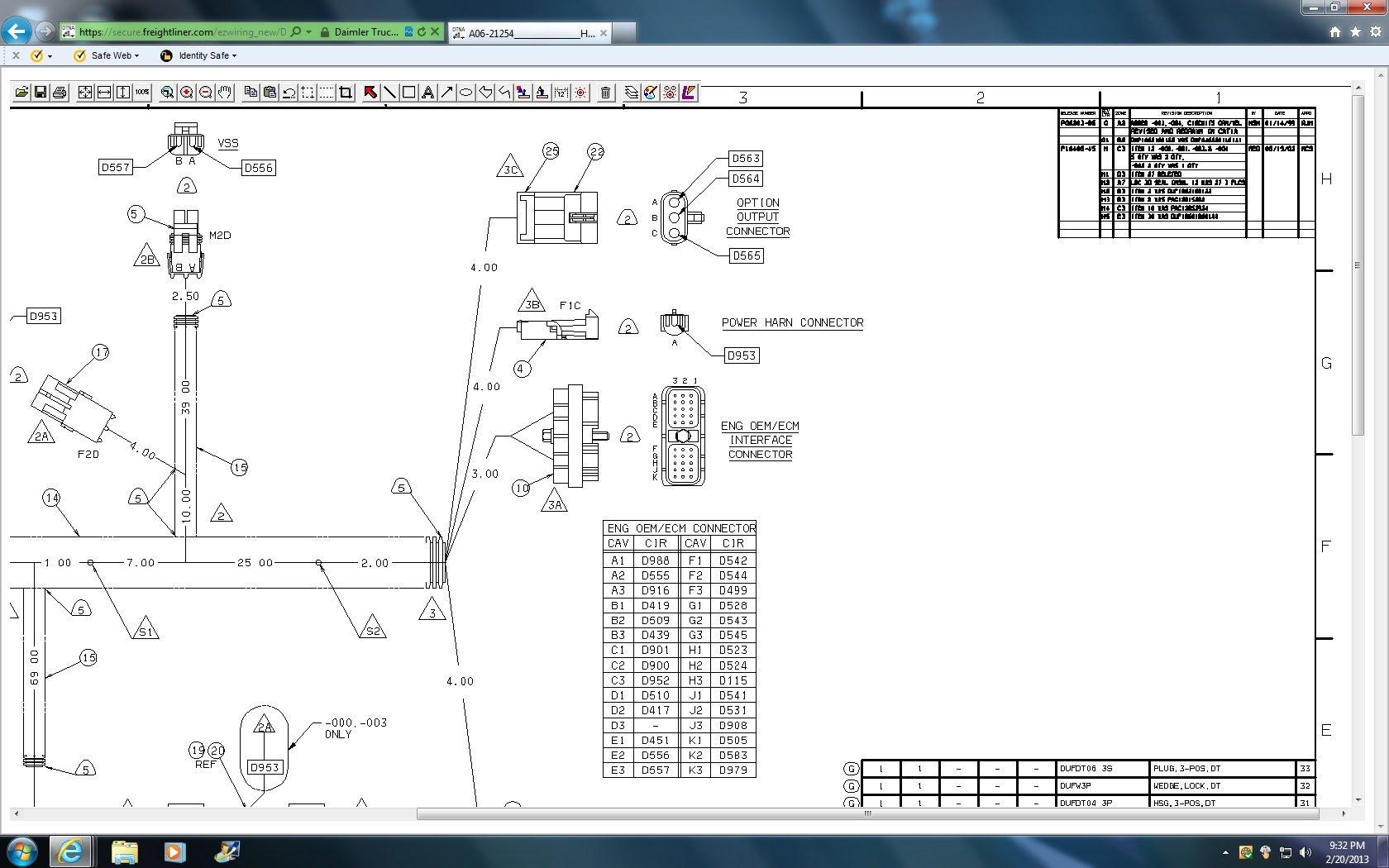 Detroit Series 60 Ecm Wiring Diagram - Diagram Stream