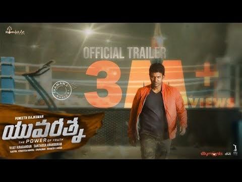 Yuvarathnaa Telugu Movie Trailer