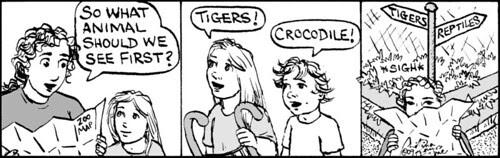 Home Spun comic strip #376