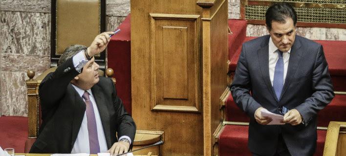 Πολιτική θύελλα έχει ξεσπάσει με αφορμή το ταξίδι του Πάνου Καμμένου στο Μονακό / Φωτογραφία: Eurokinissi