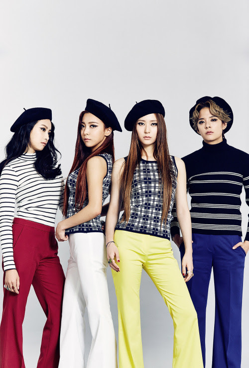 [OFFICIAL] F(x) – Concept Photo For '4 Walls' 1351x2000