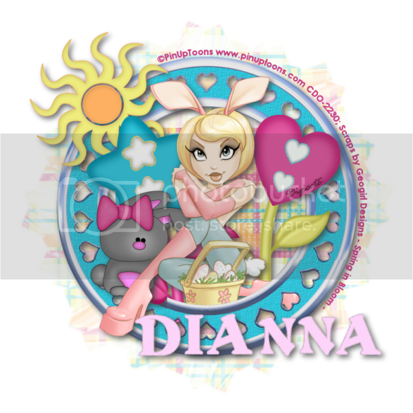 Spring in Bloom - Dianna