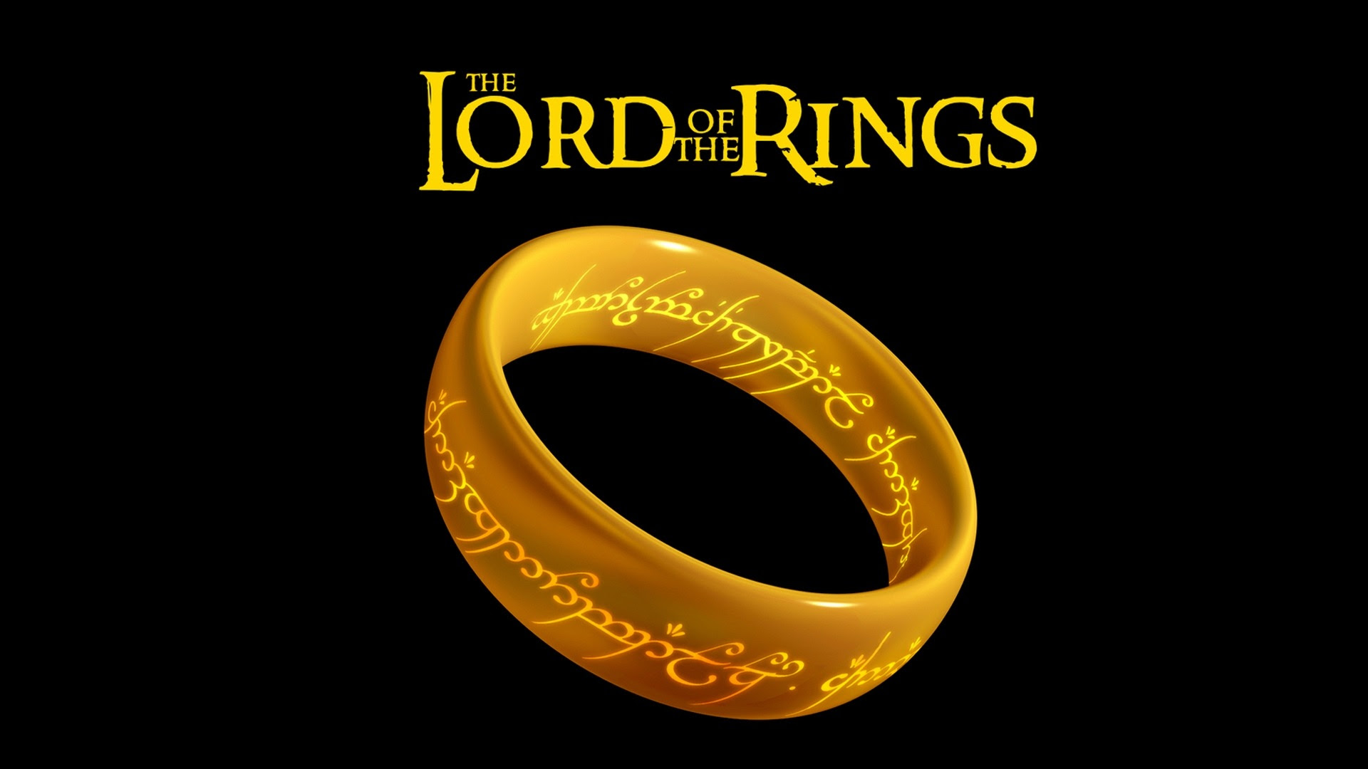 Lord Of The Rings Ring Wallpaper 1920x1080 80283