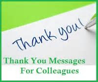 Sample Messages and Wishes! : Appreciation Messages For