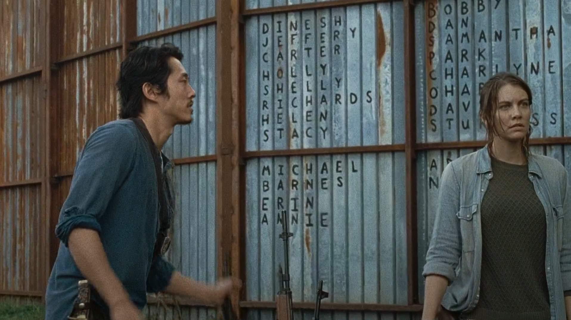 Lauren Cohan As Maggie Greene Twd Season 6 The Walking Dead