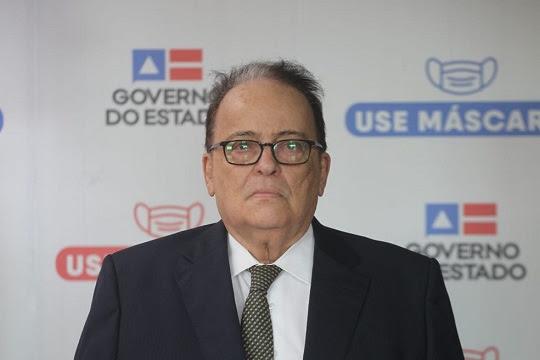 Juiz federal Ricardo César Mandarino é o novo secretário da SSP-BA | Foto: Elói Corrêa/ GOVBA