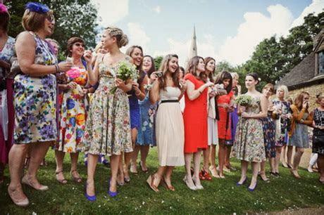 Garden wedding dresses for guests