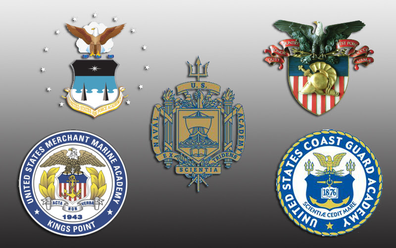 Image result for us service academies