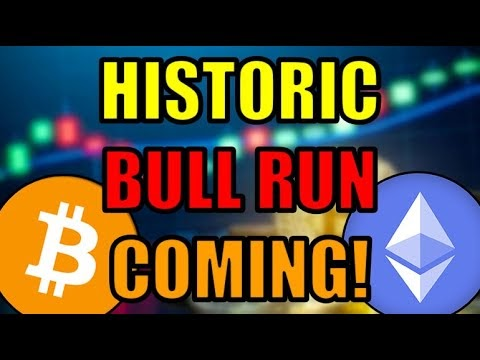 🔴History Suggests HUGE Bitcoin Bull Run Incoming   Cryptocurrency News