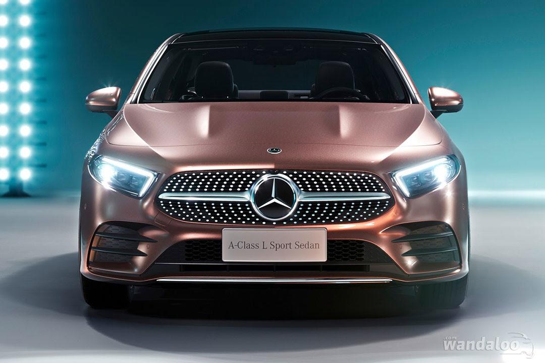 Mercedes Classe A Sedan 2019 - wandaloo.com