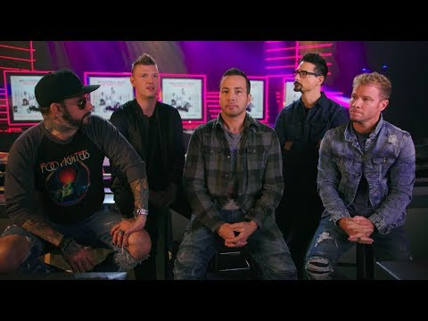Backstreet Boys sit down to discuss their upcoming DNA World Tour