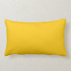 Gold Lumbar throwpillow