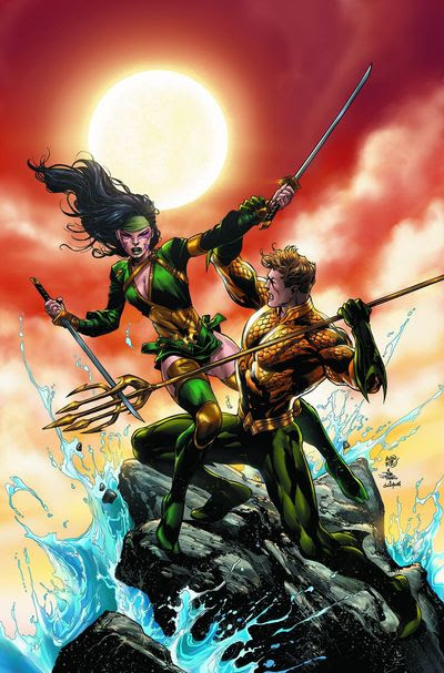 Aquaman And The Others #10