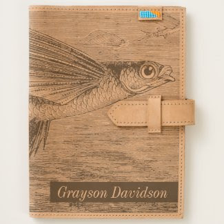 Flying Fish Personalized