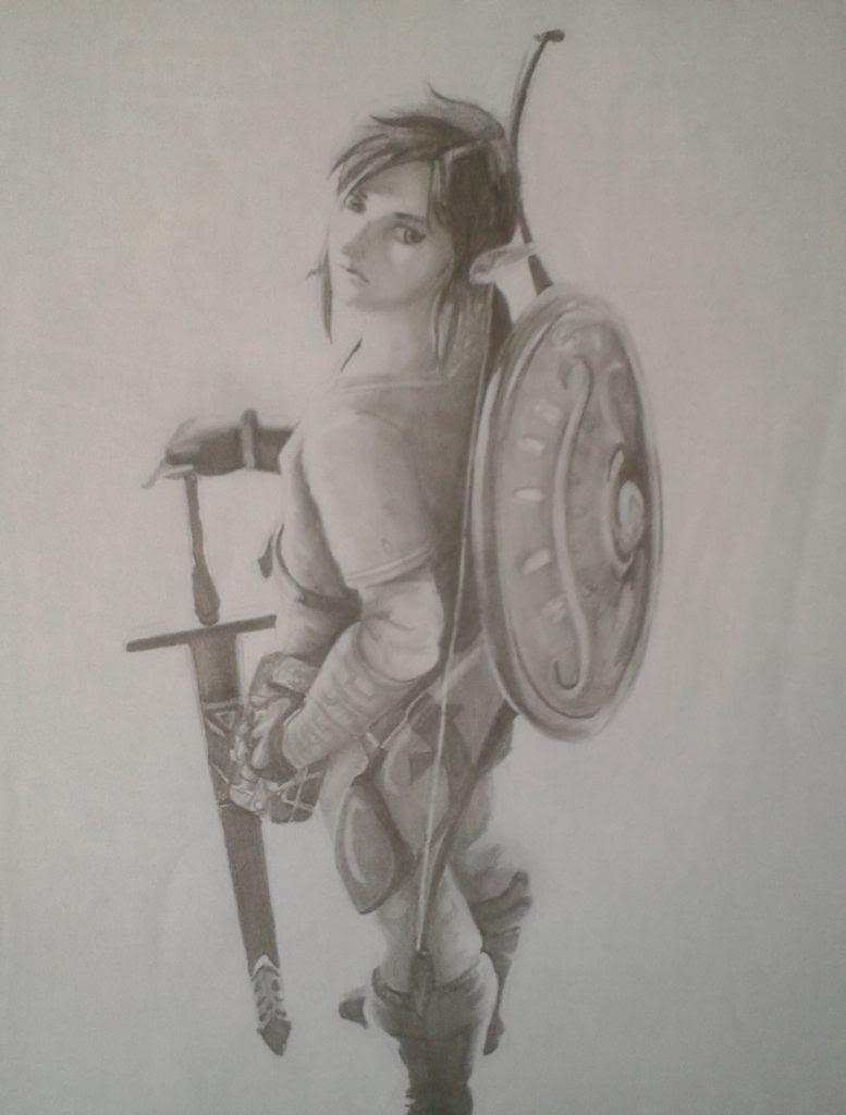 The Legend Of Zelda Inspira El Talento Artístico En Sus Fans