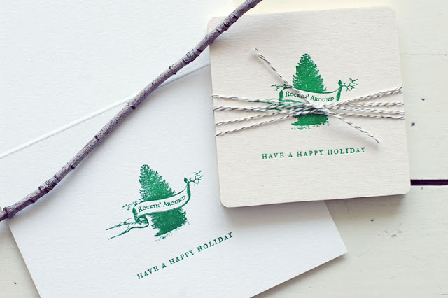 Custom Christmas Cards!