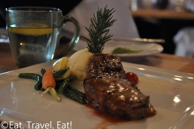 Sesame Grill: NY Steak