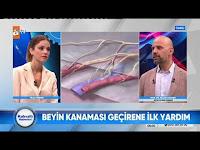 Beyin Anevrizmaları ve Hibrit Ameliyathane - Prof. Dr. Selçuk Göçmen -Kahvaltı Haberleri ATV - Anadolu Sağlık Merkezi