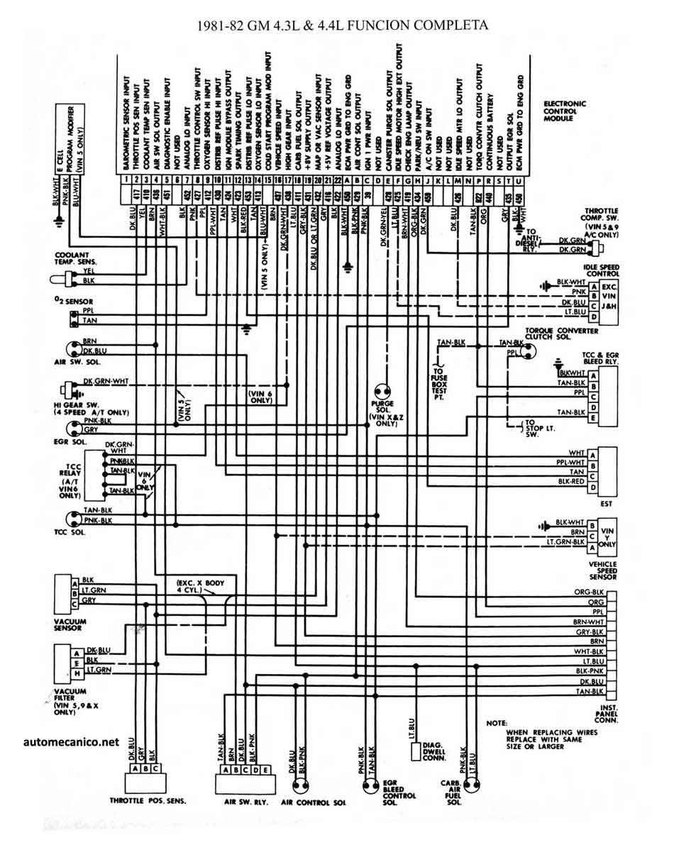 87 gmc tbi wiring diagram image 5