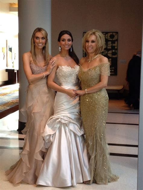 Mother of the Bride featured in #gorgeous Rene Ruiz gown