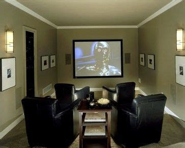 small media room design ideas pictures remodel  decor
