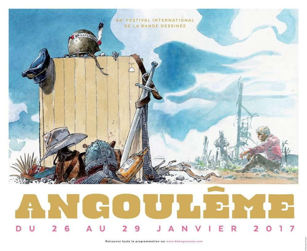 Αποτέλεσμα εικόνας για Festival d'Angoulême 2017