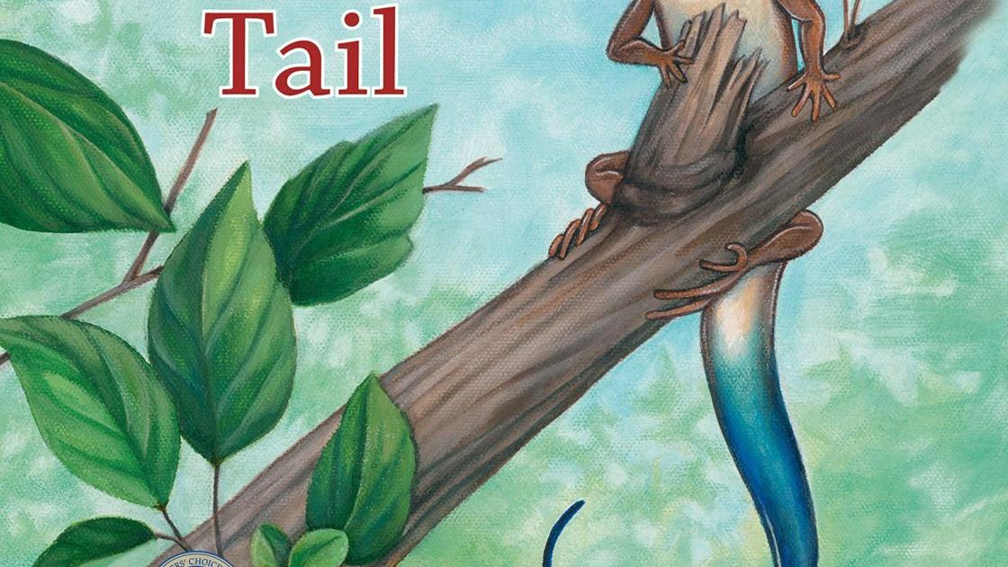 Downtown Boone summer StoryWalk to feature Little Skink's Tail book